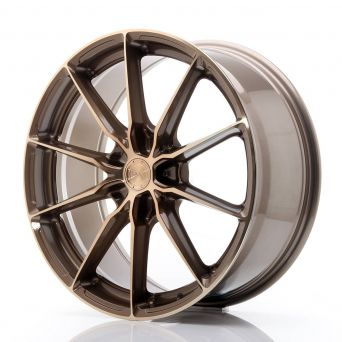 Japan Racing Wheels - JR-37 Platinum Bronze (20x8.5 inch)