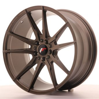Japan Racing Wheels - JR-21 Matt Bronze (19x9.5 - 5x112/114.3 ET 40)