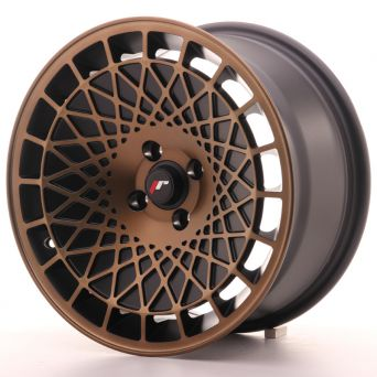 Japan Racing Wheels - JR-14 Black Bronze Finish (16x8 inch)