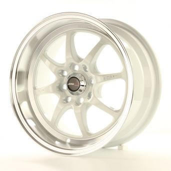 Japan Racing Wheels - TF-2 White (15 inch)