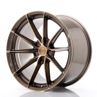 Japan Racing Wheels - JR-37 Platinum Bronze (20x10.5 inch)