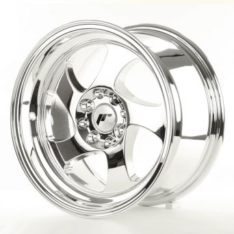Japan Racing Wheels - JR-15 White (15 inch)