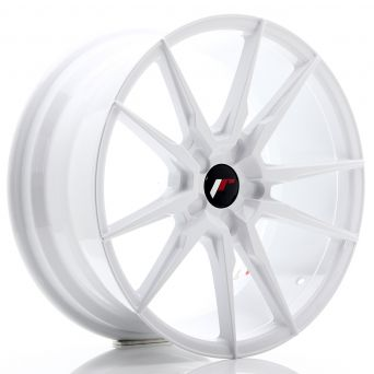 Japan Racing Wheels - JR-21 White (18x8.5 inch)