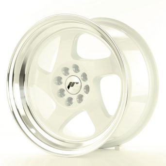 Japan Racing Wheels - JR-15 White (18x9.5 inch)