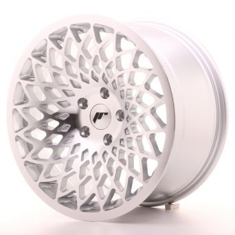 Japan Racing Wheels - JR-17 Silver Machined Face (18 inch)
