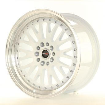 Japan Racing Wheels - JR-10 White (18x9.5 inch)