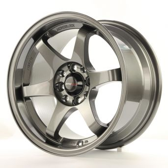 Japan Racing Wheels - JR-3 Gun Metal (15 inch)