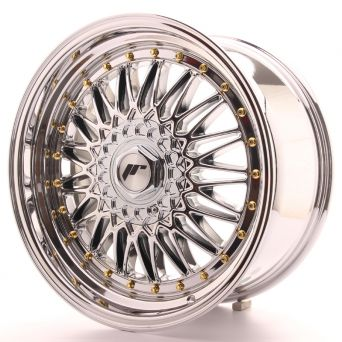Japan Racing Wheels - JR-9 Chrom (18x9 inch)