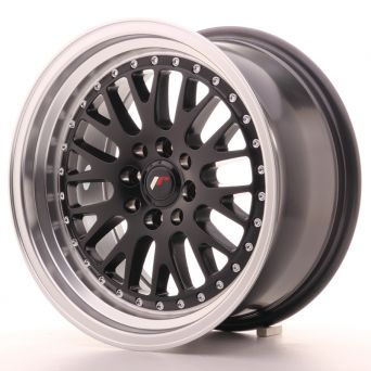 Japan Racing Wheels - JR-10 Matt Black (16 inch)