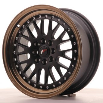 Japan Racing Wheels - JR-10 Black Bronze (16 inch)
