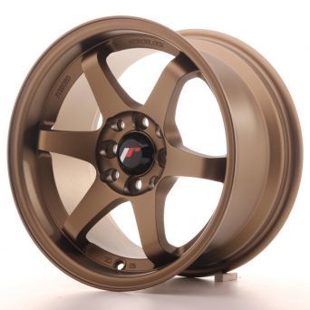 Japan Racing Wheels - JR-3 Anodized Bronze (15 inch)