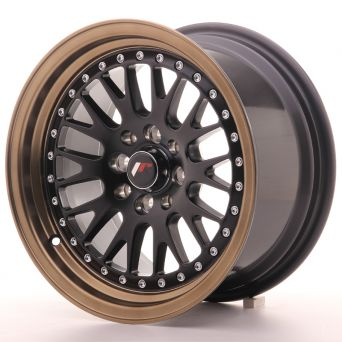 Japan Racing Wheels - JR-10 Black Bronze (15 inch)