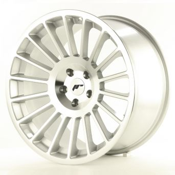 Japan Racing Wheels - JR-16 Silver Machined (19x10 inch)