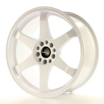 Japan Racing Wheels - JR-3 White (19x8.5 inch)
