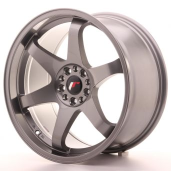 Japan Racing Wheels - JR-3 Gun Metal (19x9.5 inch)