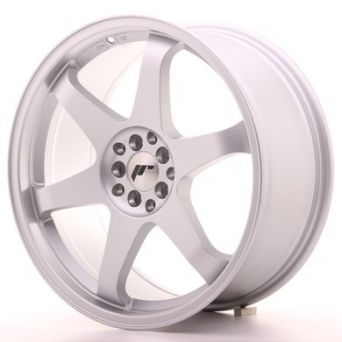 Japan Racing Wheels - JR-3 Matt Silver (19x8.5 inch)