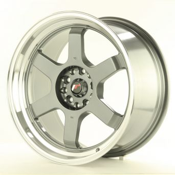 Japan Racing Wheels - JR-12 Gun Metal (18x9 inch)