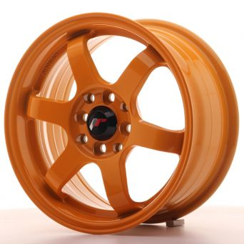Japan Racing Wheels - JR-3 Orange (15 inch)