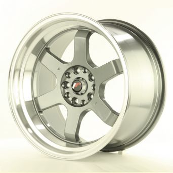 Japan Racing Wheels - JR-12 Gun Metal (18x10 inch)