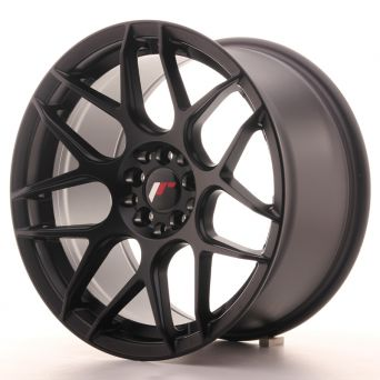 Japan Racing Wheels - JR-18 Matt Black (17x9 inch)