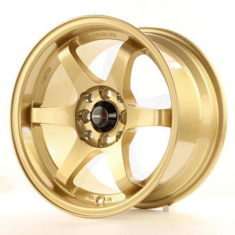 Japan Racing Wheels - JR-3 Gold (15 inch)