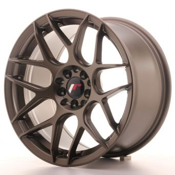 Japan Racing Wheels - JR-18 Matt Bronze (17x9 inch)