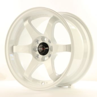 Japan Racing Wheels - JR-3 White (15 inch)