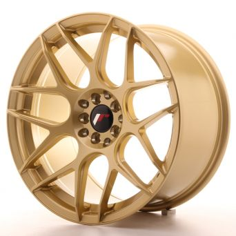 Japan Racing Wheels - JR-18 Gold (18x9.5 inch)