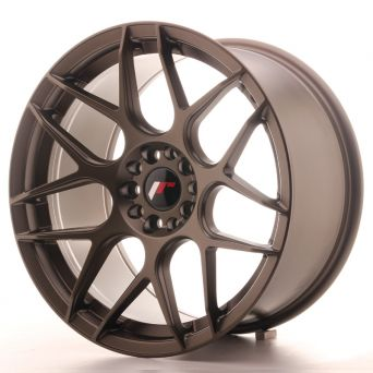 Japan Racing Wheels - JR-18 Matt Bronze (18x9.5 inch)