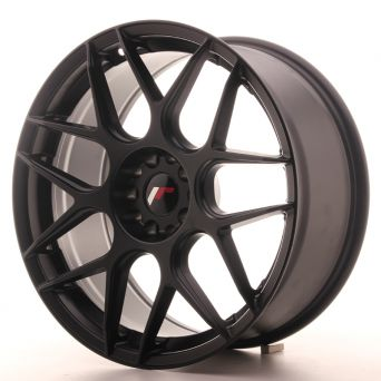 Japan Racing Wheels - JR-18 Matt Black (19x8.5 inch)