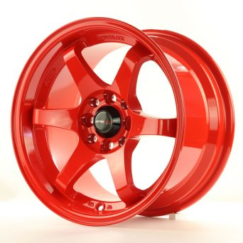 Japan Racing Wheels - JR-3 Red (15 inch)