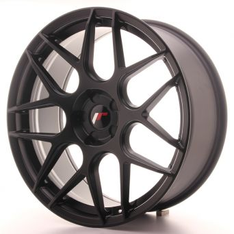 Japan Racing Wheels - JR-18 Matt Black (20x8.5 Zoll)