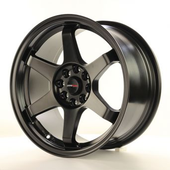 Japan Racing Wheels - JR-3 Matt Black (16 inch)