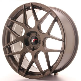 Japan Racing Wheels - JR-18 Matt Bronze (20x8.5 Zoll)
