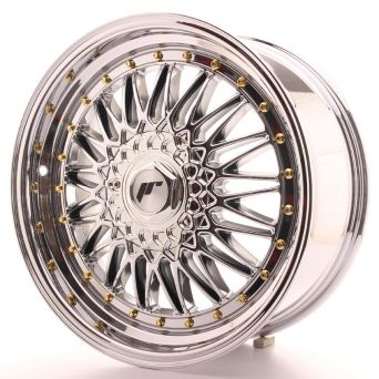 Japan Racing Wheels - JR-9 Chrom (18x8 inch)