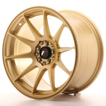 Japan Racing Wheels - JR-11 Gold (17x9.75 inch)