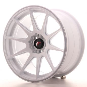 Japan Racing Wheels - JR-11 White (17x9 inch)