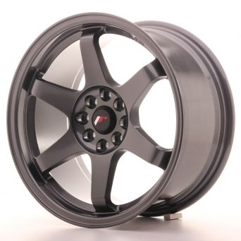 Japan Racing Wheels - JR-3 Dark Grey (16 inch)