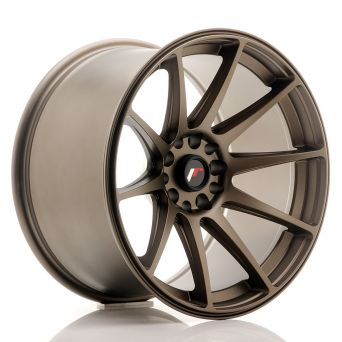 Japan Racing Wheels - JR-11 Dark Bronze (18x10.5 inch)