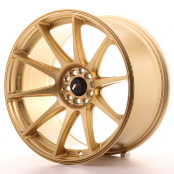 Japan Racing Wheels - JR-11 Gold (18x9.5 inch)