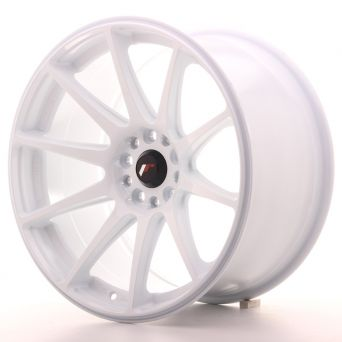 Japan Racing Wheels - JR-11 White (18x9.5 Zoll)