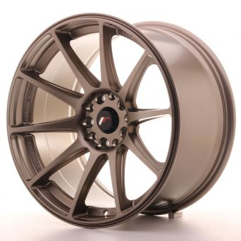 Japan Racing Wheels - JR-11 Matt Bronze (18x9.5 Zoll)