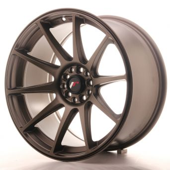 Japan Racing Wheels - JR-11 Dark Bronze (18x9.5 Zoll)