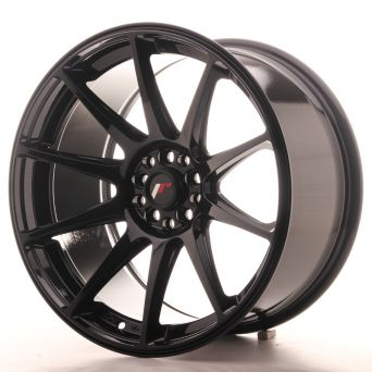 Japan Racing Wheels - JR-11 Glossy Black (18x9.5 Zoll)