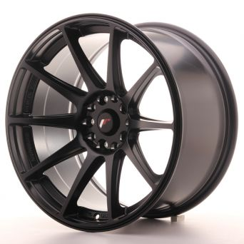 Japan Racing Wheels - JR-11 Matt Black (18x9.5 Zoll)