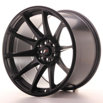 Japan Racing Wheels - JR-11 Matt Black (18x10.5 inch)