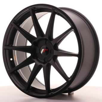 Japan Racing Wheels - JR-11 Matt Black (20x8.5 Zoll)