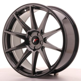 Japan Racing Wheels - JR-11 Hyper Black (20x8.5 Zoll)