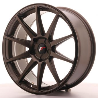 Japan Racing Wheels - JR-11 Matt Bronze (20x8.5 Zoll)