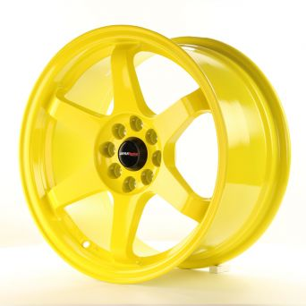 Japan Racing Wheels - JR-3 Yellow (16 inch)